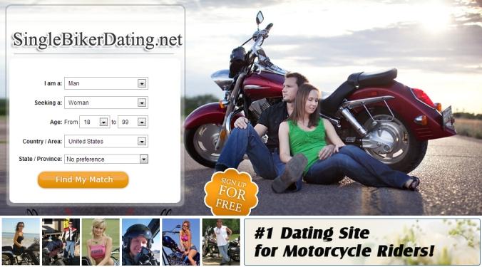 motorcycle dating website